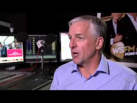 Tony Kendall on ABCTV The Business