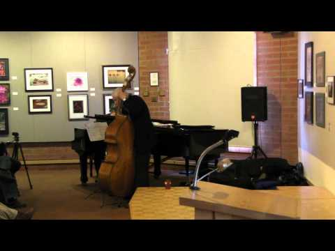 KJS Live @ Your Library -  Dave Young & Robi Botos: All Blues