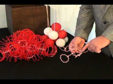 how to make a boron atom model