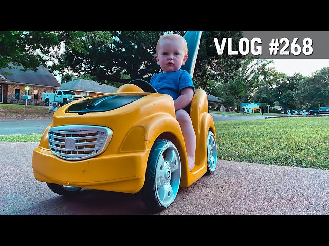 VLOG #268 / A Small Project / June 16, 2020