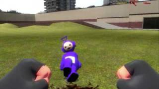 Garry's Mod Teletubbies Part 2