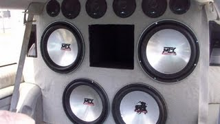 "Video 4 - MTX 9500 15"" SUBWOOFER WALL 2 - POWER ACOUSTIK 3000DB LOUD CAR AUDIO download MP3, 3GP, MP4, WEBM, AVI, FLV Agustus 2018"