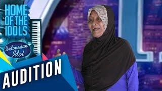 Wow! Nenek 76 tahun Ikut Indonesian Idol 2020 - AUDITION PARODY