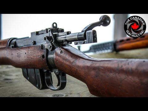 Lee Enfield No. 4 Mk2 - Range Day