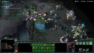StarCraft II: Wings of Liberty Campaign Mission 22 - Supernova