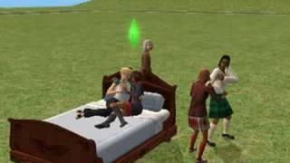 S jak Sim (wersja nie oryginalna)-Lezby i goście