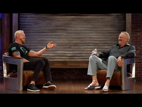 DDP Catches Up with Jake Roberts - 6 years After The Resurrection of Jake The Snake