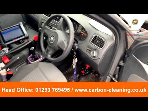 VW Polo EGR carbon cleaning