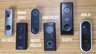 Ultimate Video Doorbell Comparison: Finding the Best