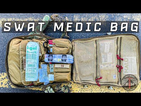 SWAT Medic Bag ⎮2020⎮