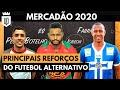 Mercadão Alternativo 2020: jogadores famosos que disputarão as divisões inferiores | UD LISTAS