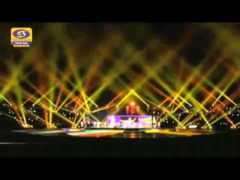 Theme song of South Asian Games 2016 at Opening Ceremony, Guwahati