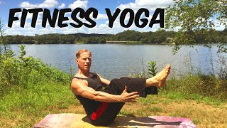 POWER YOGA Fitness Strength Workout - Sean Vigue Fitness