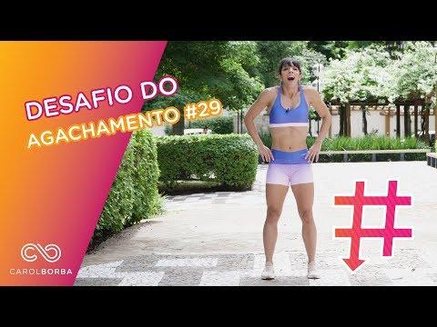 Desafio #AGACHANDOCOMACAROLBORBA #29 - Carol Borba