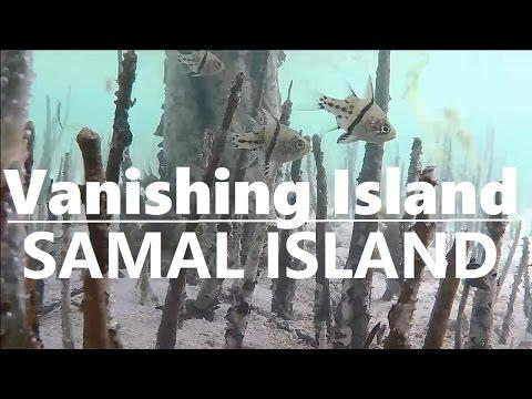Vanishing Island, Samal, Philippines