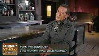 Wes Studi On John Wayne's \