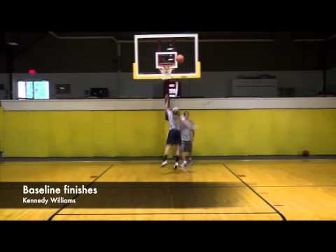 Kennedy Williams   Basketball Skills Video