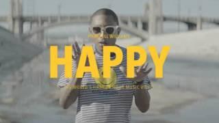 Pharrell Williams - Happy Instrumental (With Hook)