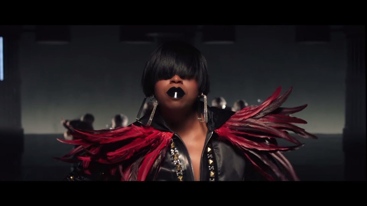 Missy Elliott - I'm Better (feat. Lamb) [Official Music Video]