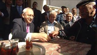 CHP lideri Kemal Kılıçdaroğlu'nun bir günü