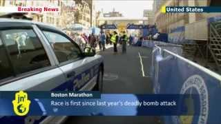 Boston Marathon Preparations: Race will be first since Islamist terror attack