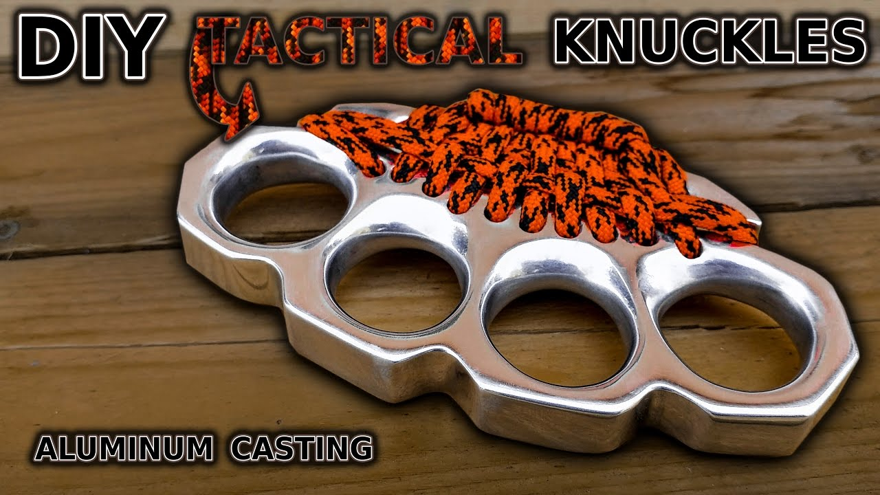 Diy Knuckles Aluminum Casting