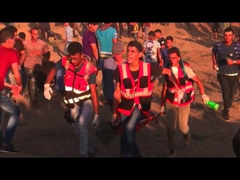 Gaza: nouvelle manifestation mortelle à la frontière avec Israël