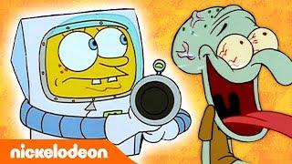 Губка Боб Квадратные Штаны Шутки Губки Боба Nickelodeon Россия