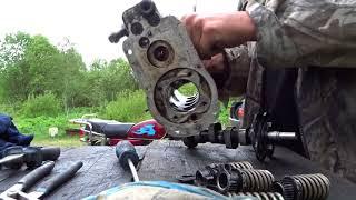самостійний ремонт ТНВД трактора МТЗ 82//топливщиков витрати