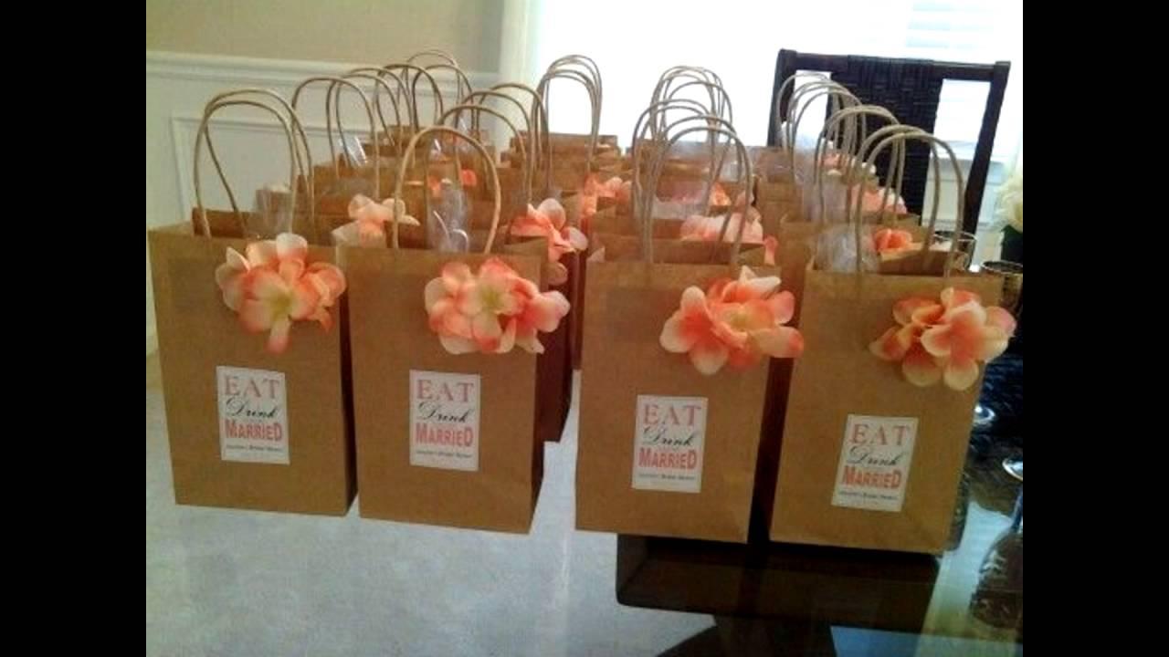 bridesmaid bridal shower gift ideas 1