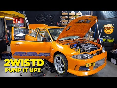 2WISTD – This EVO will BLOW YOUR PANTS OFF!!! (10000000%)