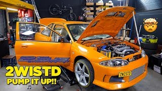 2WISTD - This EVO will BLOW YOUR PANTS OFF!!! (10000000%)