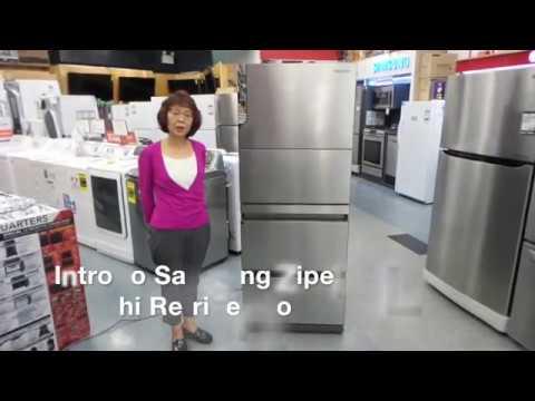Samsung Zipel Kimchi Refrigerator 327L Review by elandappliance.com