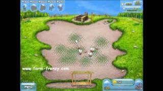 Farm Frenzy Game Level 1