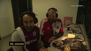 Jakub Kohák a David Ondříček komentovali derby Slavia - Sparta 2:0