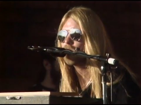 The Allman Brothers Band - One Way Out - 1/16/1982 - University Of Florida Bandshell (Official)