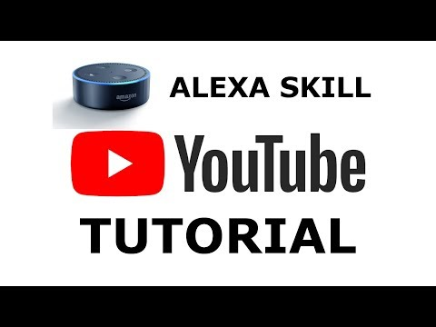 Amazon Echo (Alexa) YouTube Skill in 10 Minuten erstellen - Venix