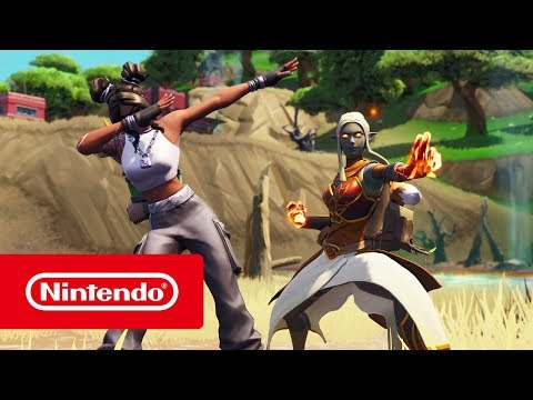 Fortnite - Battle Pass Season 8 (Nintendo Switch)