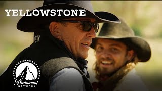 Working the Yellowstone: The Crew | Paramount Network