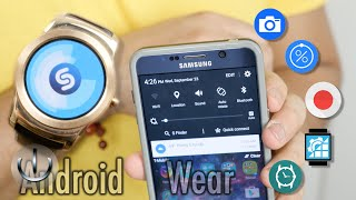 7 Best Under-Rated Apps for Android Wear 2015!