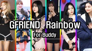 [Cam Mix]여자친구(GFRIEND) - Rainbow/To. GFRIEND and BUDDY by Da…