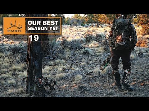 CENTRAL OREGON ELK HUNTING-EP 19- BEST SEASON YET