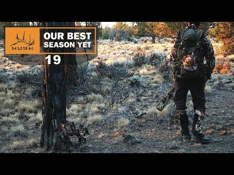 CENTRAL OREGON ELK HUNTING-EP 19- BEST SEASON YET