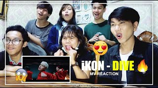 Gambar cover iKON - '뛰어들게(Dive)' MV REACTION | Indonesia