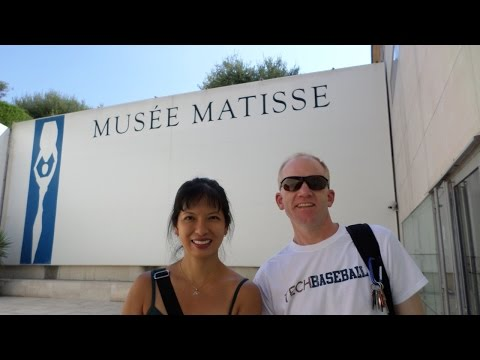 Matisse, Chagall, Chateau Sightseeing, Shopping, Food & Nightlife in Nice, France
