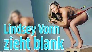 Lindsey Vonn zieht blank