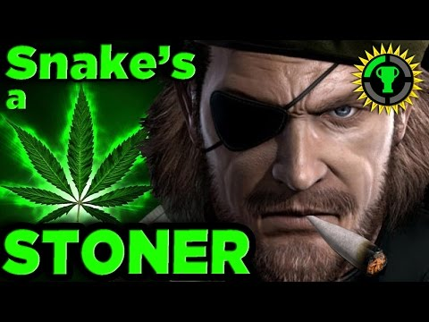 Thumbnail: Game Theory: Snake is a STONER (Metal Gear Solid V: The Phantom Pain)