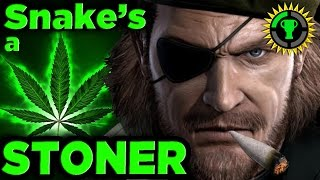 Repeat youtube video Game Theory: Snake is a STONER (Metal Gear Solid V: The Phantom Pain)