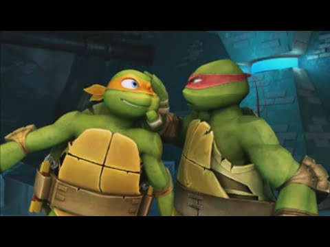 First 30 Minutes: Teenage Mutant Ninja Turtles: Danger of the Ooze [3DS]