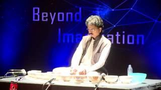 Jal tarang: The Rhythm of Water   Milind Tulankar   TEDxSIBMBengaluru